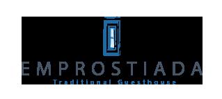 Emprostiada Amorgos Logo